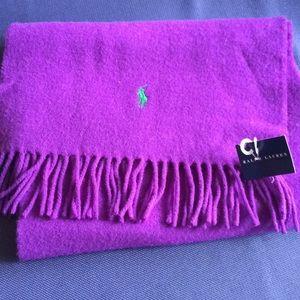 🆕 NWT Ralph Lauren scarf